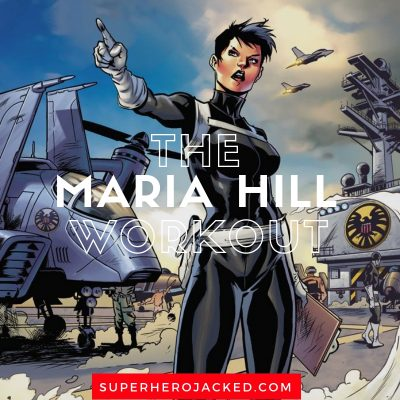 The Maria Hill Workout