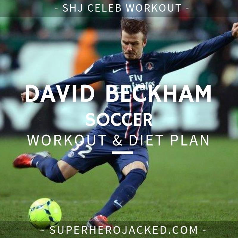 David Beckham Soccer Workout and Diet