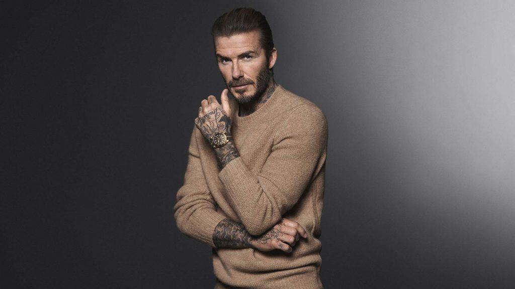 David Beckham Workout 2