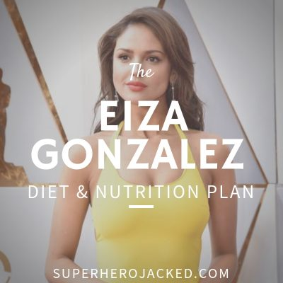 Eiza González Diet and Nutrition (1)