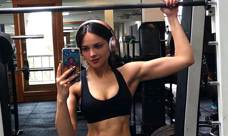 Eiza Gonzalez Workout 1