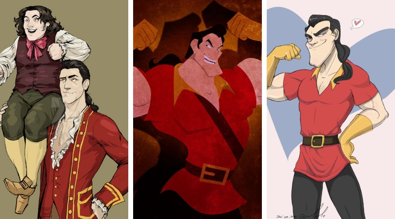 Gaston Inspired Workout