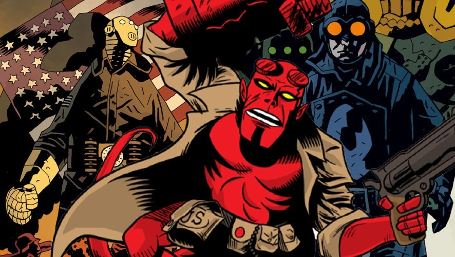 Hellboy Workout Routine Train Like The Dark Horse Comics