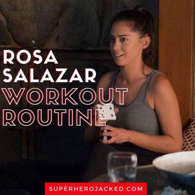 Rosa Salazar Workout