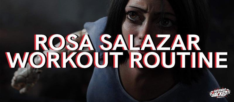 Rosa Salazar Workout Routine