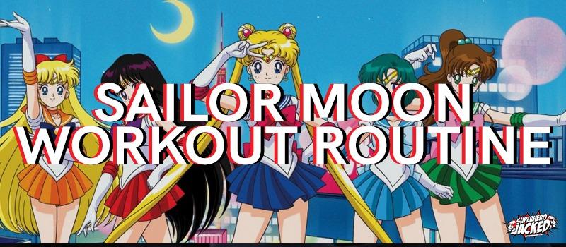 Sailor Moon Workout Routine