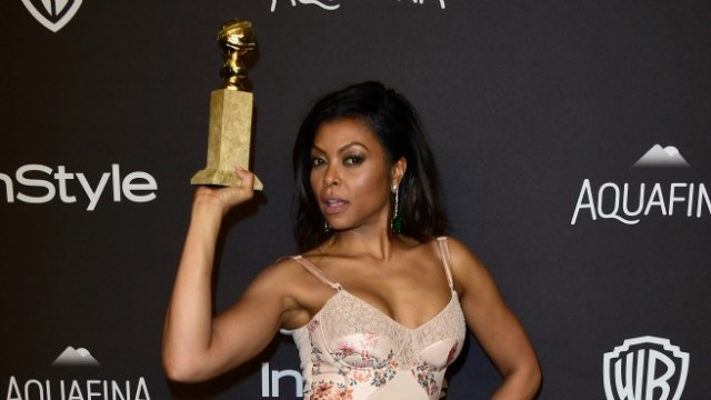 Taraji Henson Workout 3