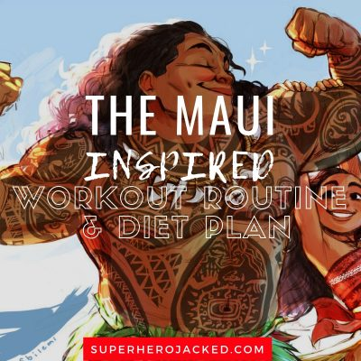 The Maui Inspired Workout and Diet