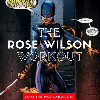 The Rose Wilson Workout Routine