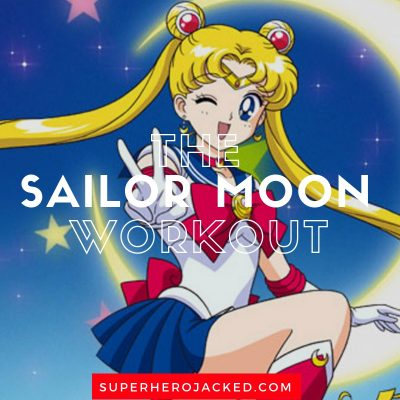 The Sailor Moon Workout Routine