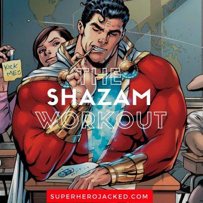 The Shazam Workout Routine