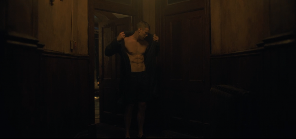 Tom Hopper Workout 1