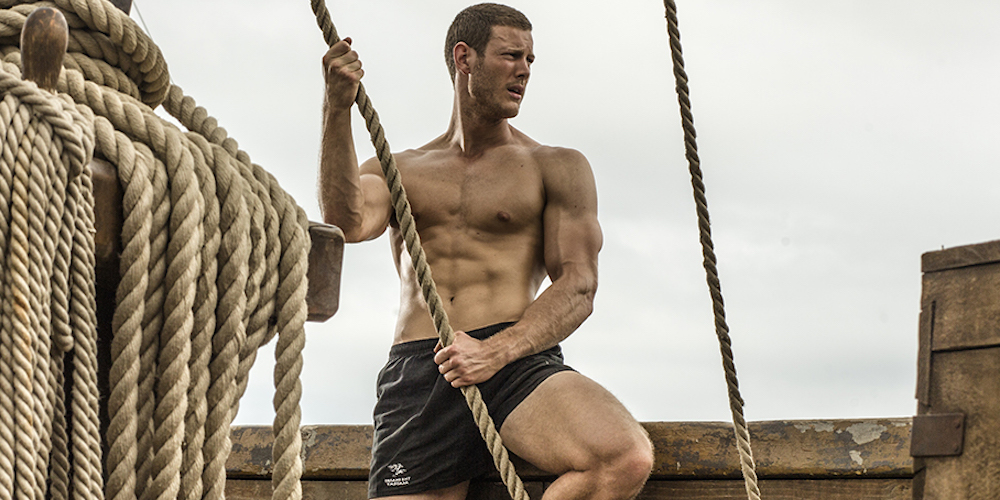 Tom Hopper Workout 2