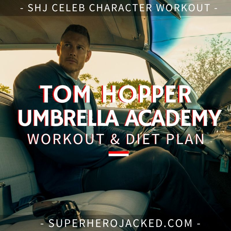 Top Hopper Umbrella Academy Workout