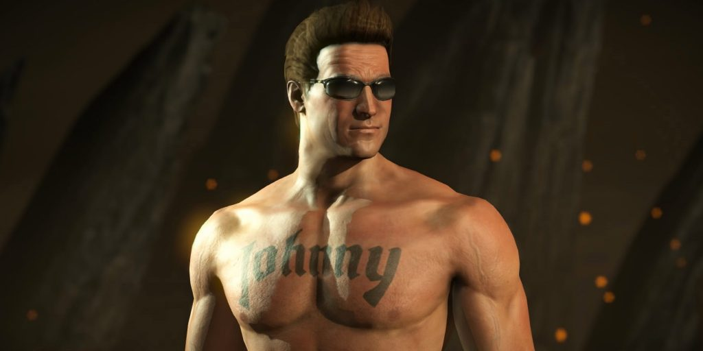 Johnny Cage Workout 12