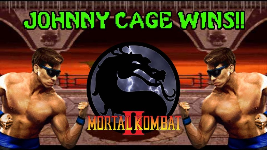 Johnny Cage Workout 3