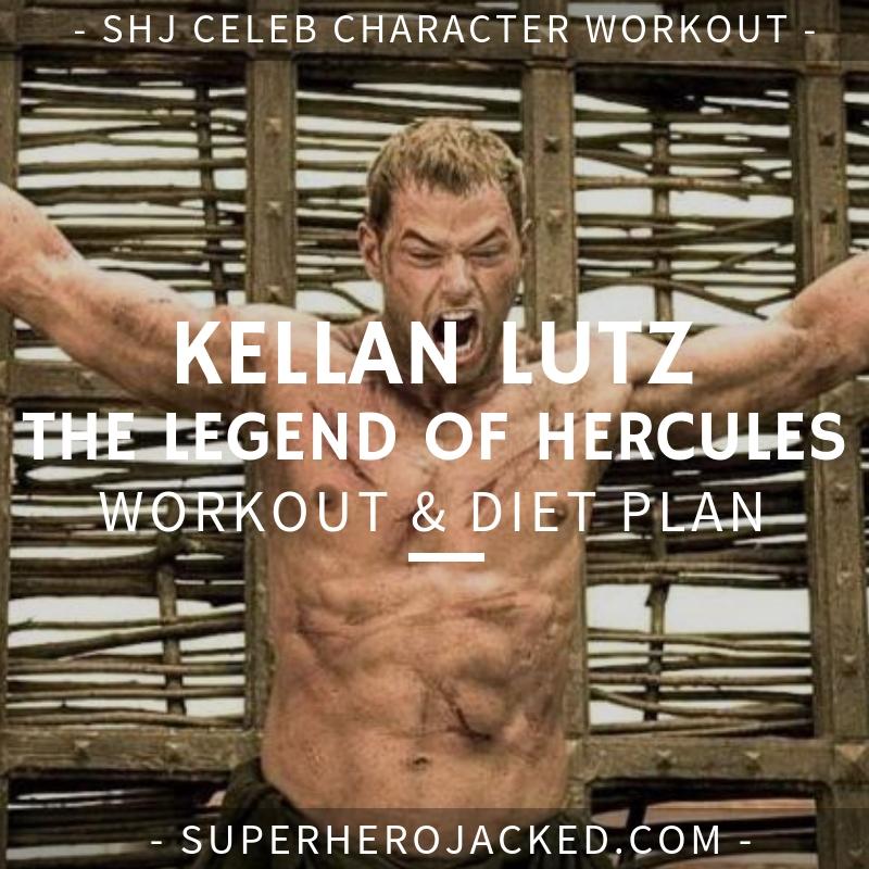 Kellan Lutz Legend of Hercules Workout