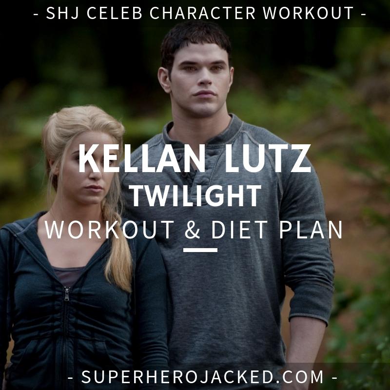 Kellan Lutz Twilight Workout