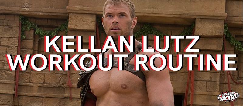 Kellan Lutz Workout Routine