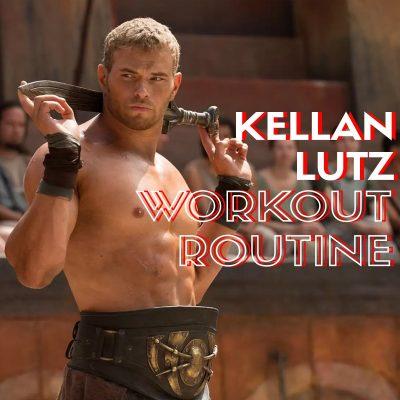 Kellen Lutz Workout