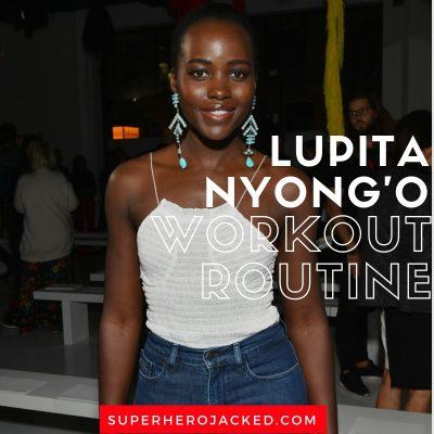 Lupita Nyong'o Workout Routine