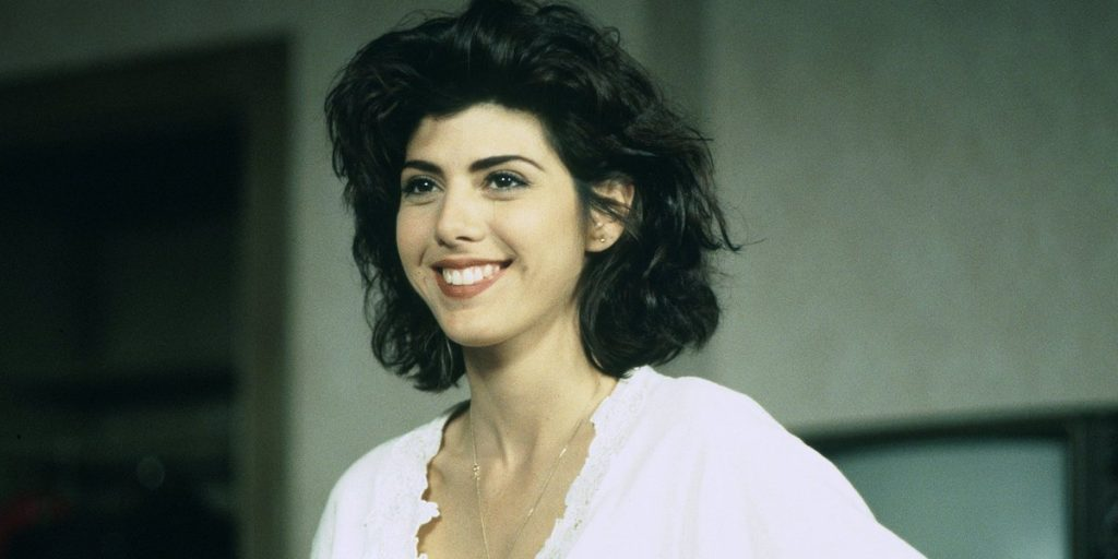 Marisa Tomei Workout 2