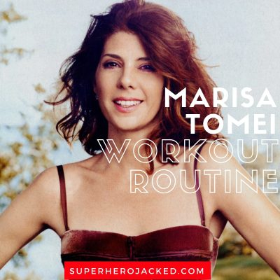 Marisa Tomei Workout Routine