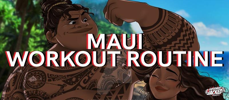 Maui Workout Routine