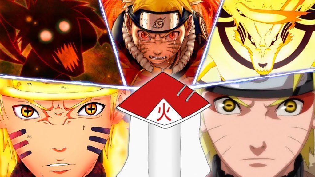Naruto Workout 1