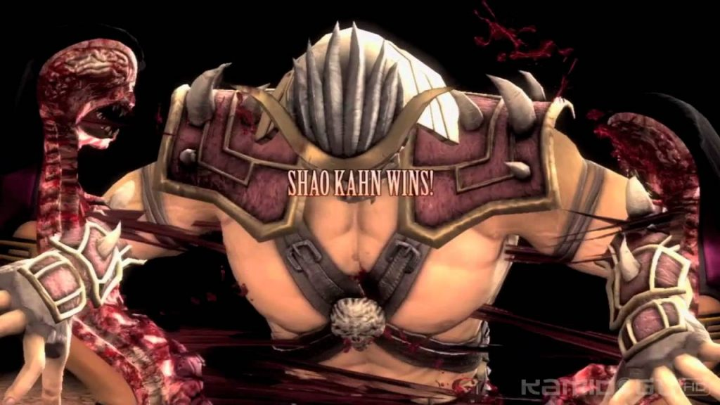 Shao Kahn Workout 3