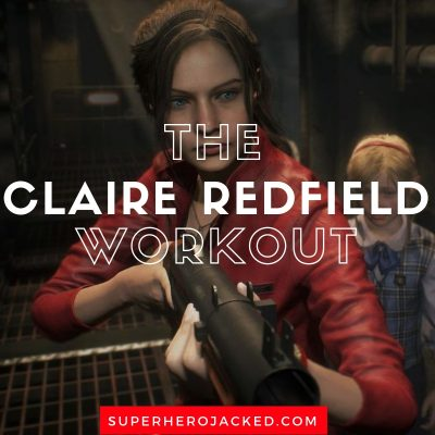 The Claire Redfield Workout Routine