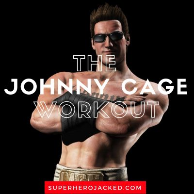 The Johnny Cage Workout Routine