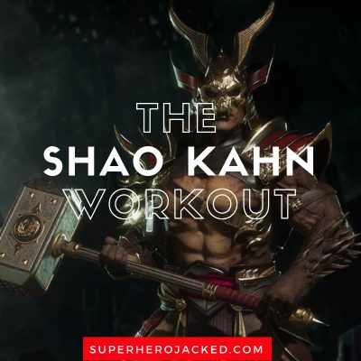 The Shao Kahn Workout Routine