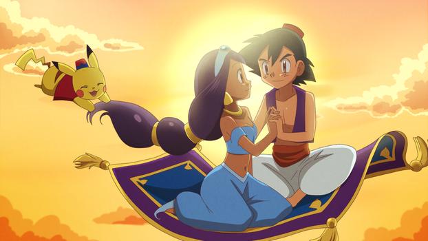 Aladdin Inspired Workout 2