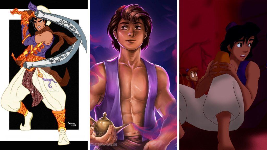 Aladdin Inspired Workout 3