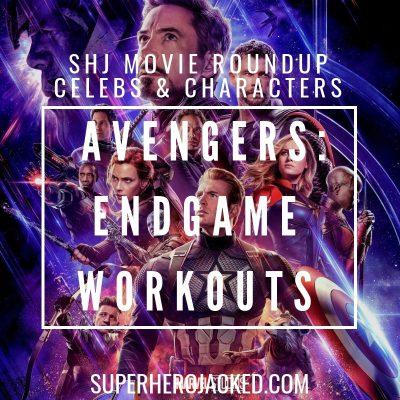Avengers_ Endgame Workouts
