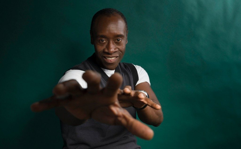 Don Cheadle Workout 3