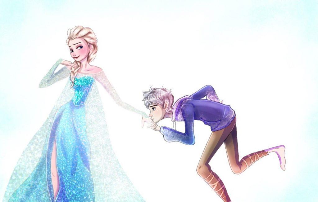 Elsa Inspired Workout 3