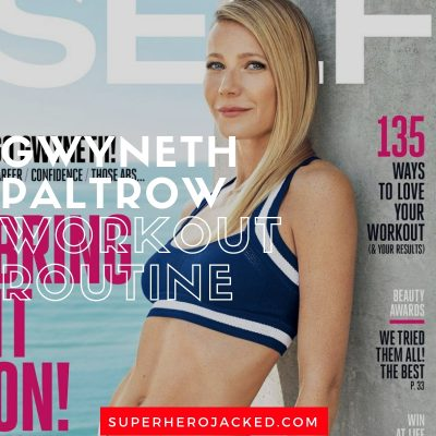Gwyneth Paltrow Workout Routine