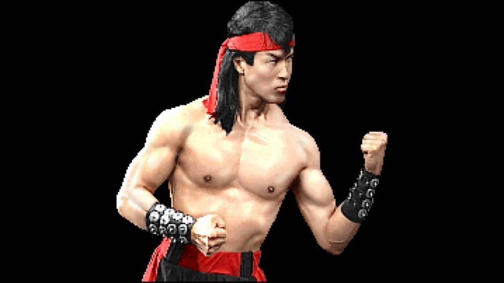 Liu Kang Workout 1
