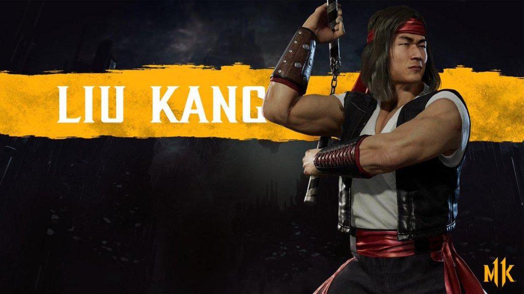 Liu Kang Workout 3