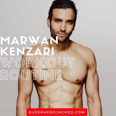 Marwan Kenzari Workout Routine