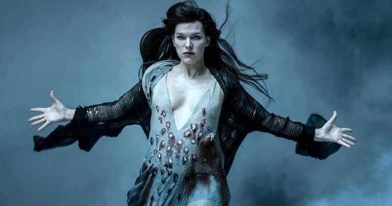 Milla Jovovich Workout 2