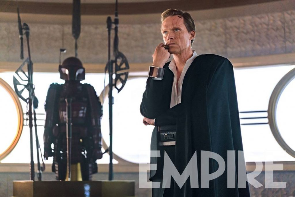 Paul Bettany Workout 1