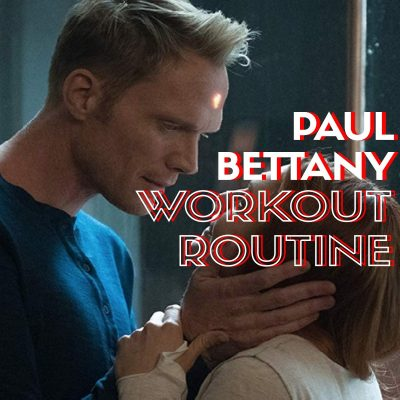 Paul Bettany Workout