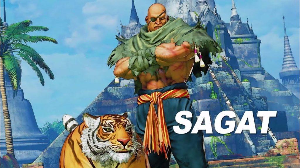 Sagat Workout 1