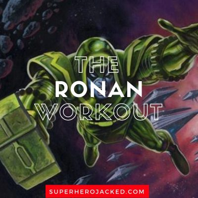 The Ronan Workout Routine