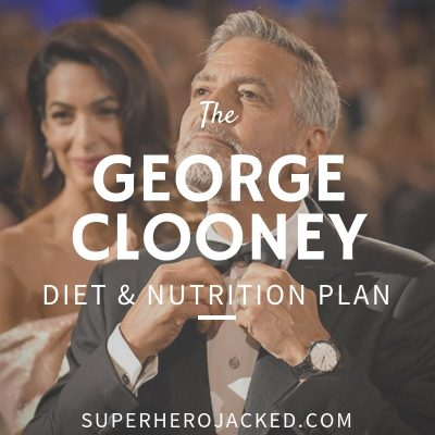George Clooney Diet and Nutrition