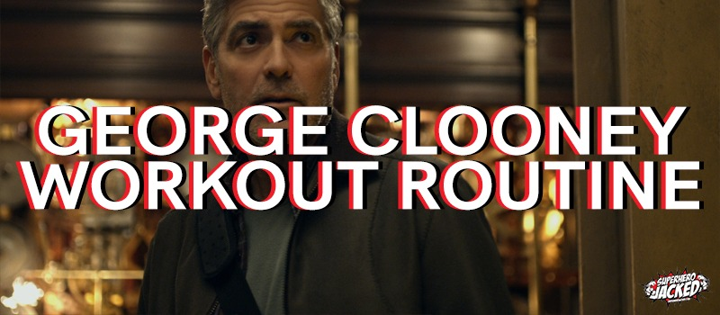 George Clooney Workout Routine