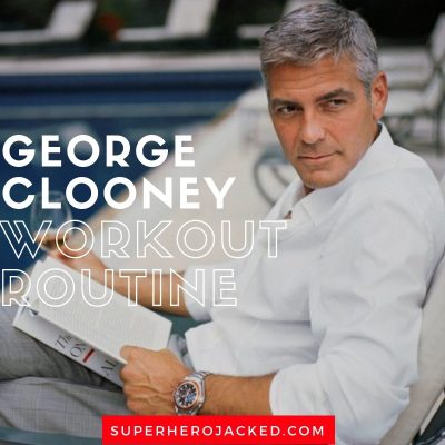 George Clooney Workout and Diet